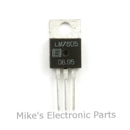 LM7805 5 Volt regulator