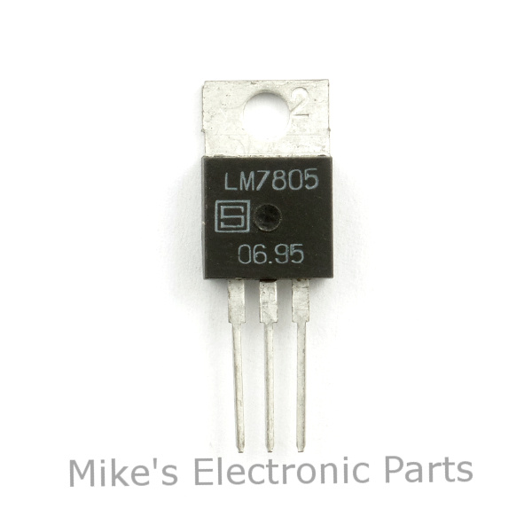 LM7805 5 Volt regulator
