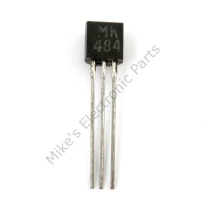 MK484 TO-92 Case AM Radio Chip