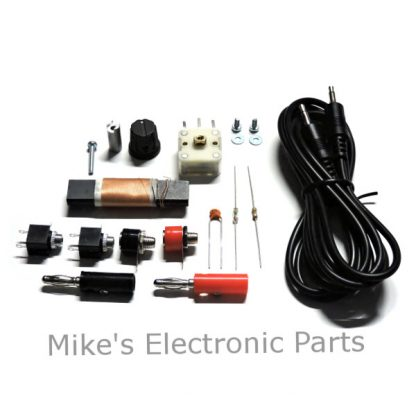 Spooky Tesla Spirit Radio Parts Kit