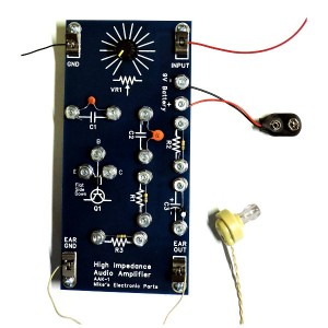 Audio Amplifier Kit 1