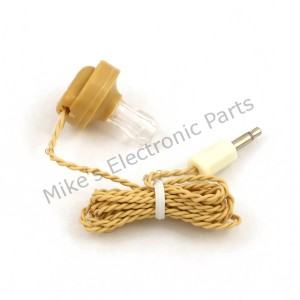 Ceramic Earphones Plug Ends