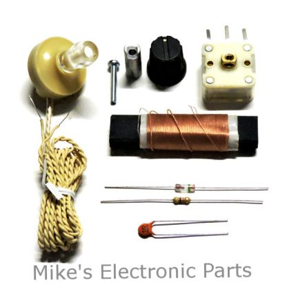 Crystal Radio Kit 2