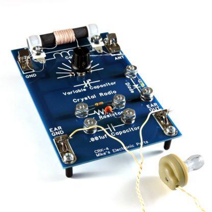 Crystal Radio Kit 4