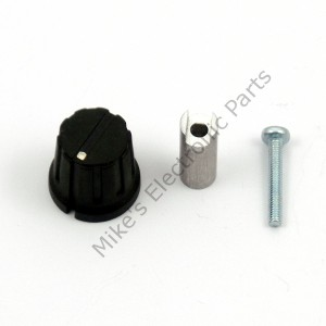 Standard Extension and Knob for Variable Capacitor