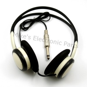 High 2000 Ohm Impedance Headphones