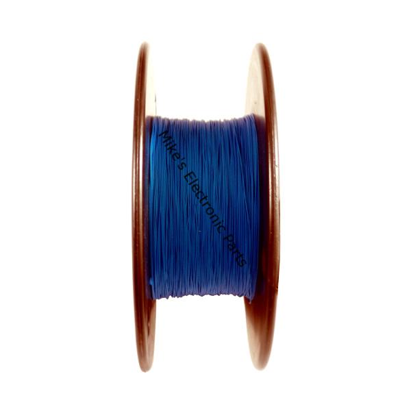 Kynar 30 AWG Blue