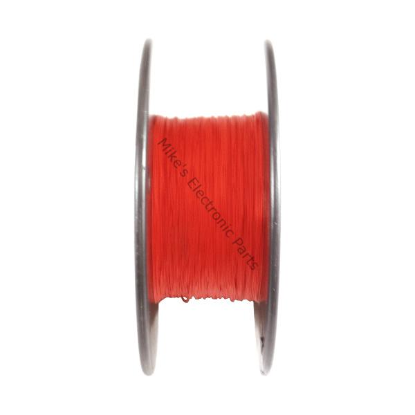 Kynar 30 AWG Red