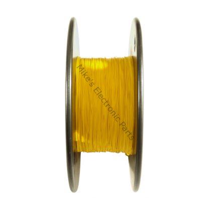 Kynar 30 AWG Yellow