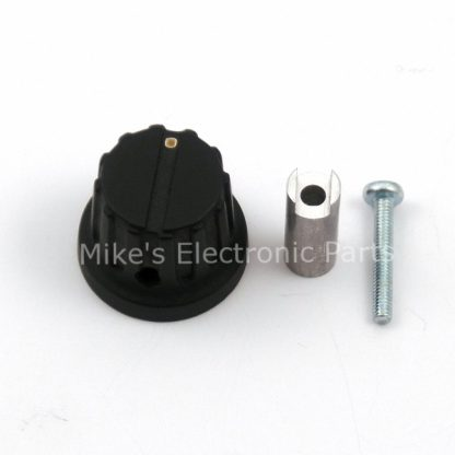 Extension and Knob for Variable Capacitor