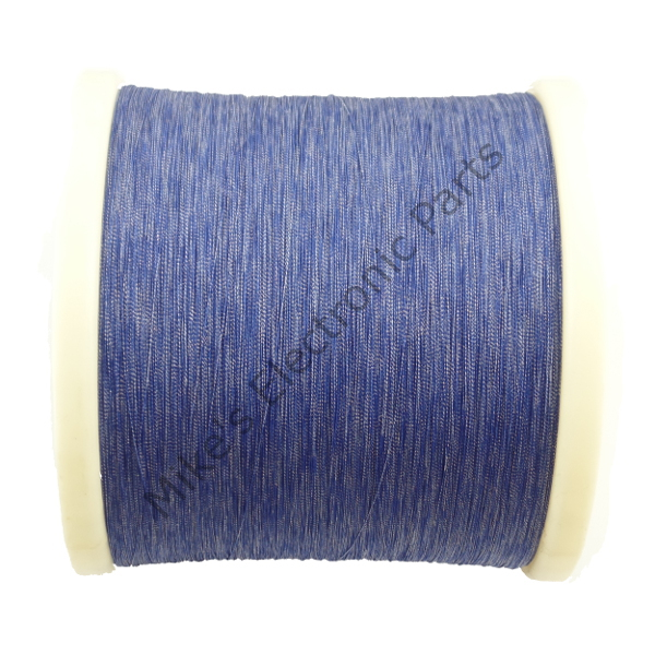 Litz Wire 10/46 Blue