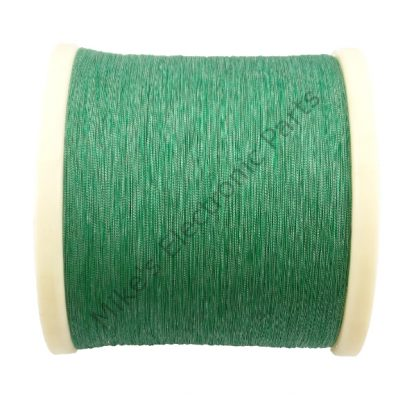 Litz Wire 10/46 Green
