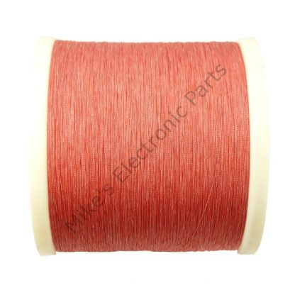 Litz Wire 10/46 Red