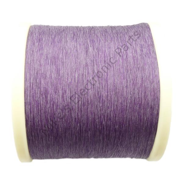 Litz Wire 100/46 Violet