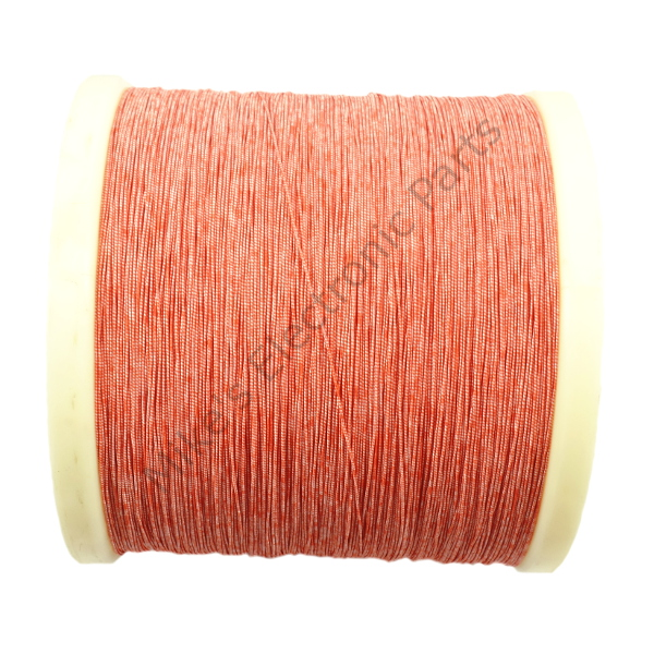Litz Wire 140/46 Red