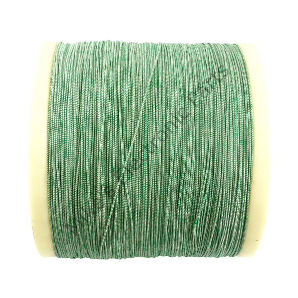 Litz Wire 175/46 Green