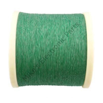 Litz Wire 20/46 Green