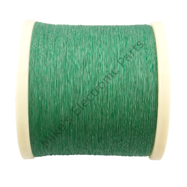 Litz Wire 20/46 Green