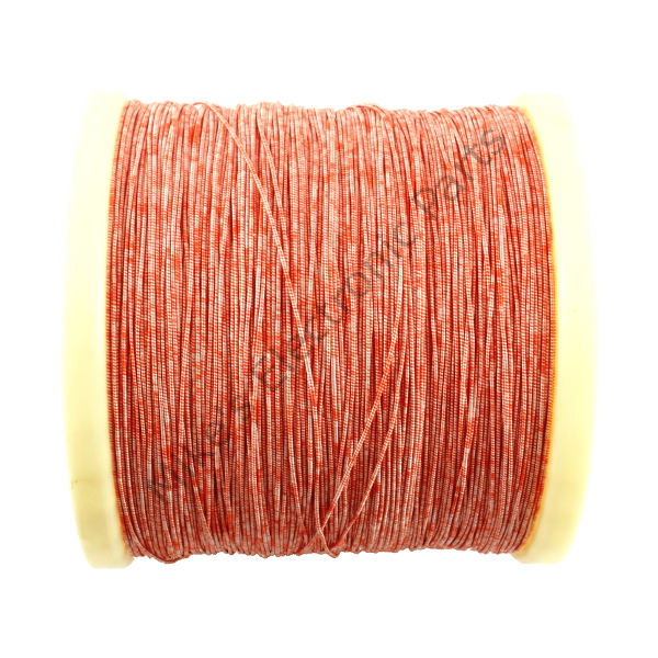 Litz Wire 220/46 Red