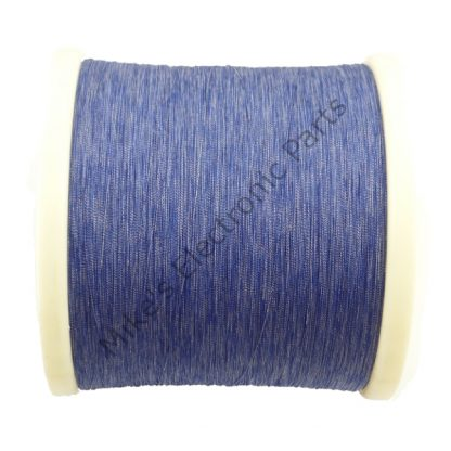 Litz Wire 40/46 Blue