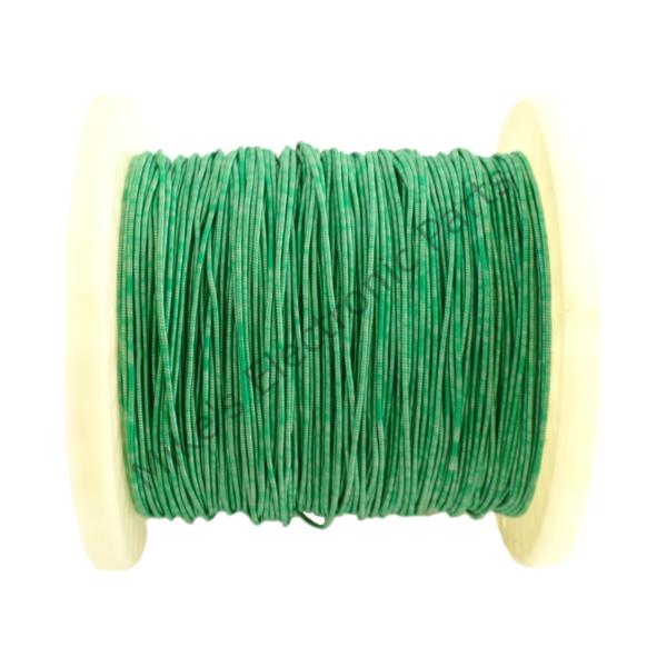 Litz Wire 550/46 Green