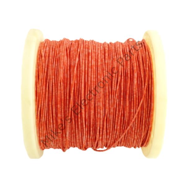 Litz Wire 550/46 Red