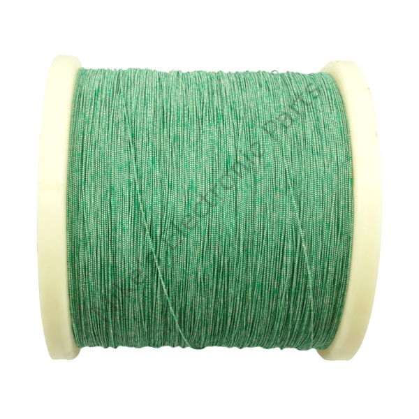 Litz Wire 80/46 Green
