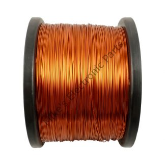 18 AWG Enameled Copper Magnet Wire