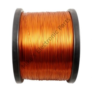 22 AWG Enameled Copper Magnet Wire