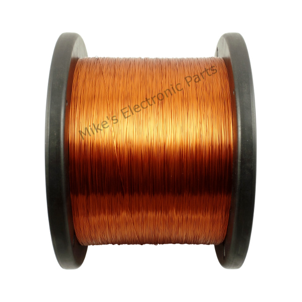 28 AWG Enameled Copper Magnet Wire