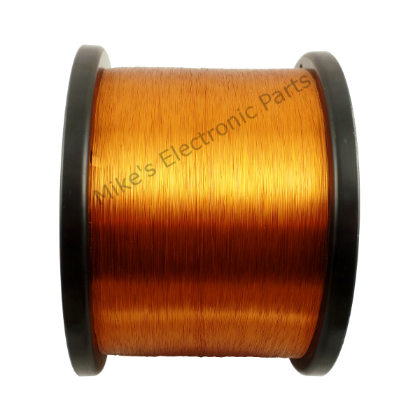 34 AWG Enameled Copper Magnet Wire
