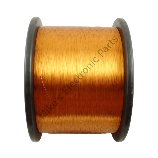 38 AWG Enameled Copper Magnet Wire