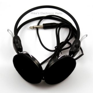Piezoelectric High Impedance Ceramic Headphone