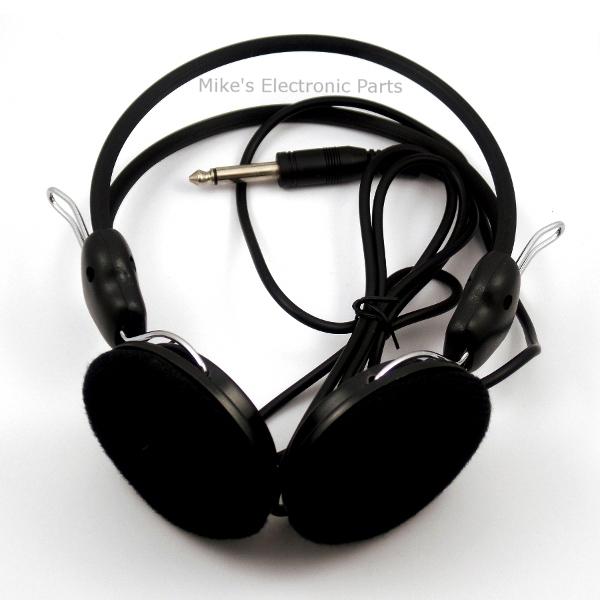 Piezoelectric High Impedance Ceramic Headphone