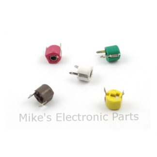 6MM Trimmer Capacitors